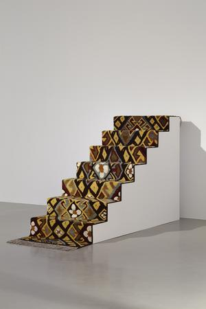 Shannon Bool, Pub Stair Carpet, 2010